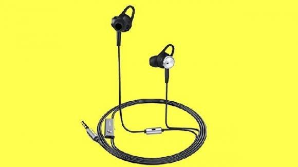 AUKEY EP-X1: auricolari in-ear con cancellazione attiva dei rumori e microfono incorporato