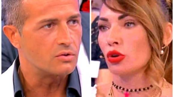 """Anticipazioni """"Uomini e Donne"""" over, Riccardo vuole vedere il cellulare di Ida e l'accusa: """"Sei pesante!"""""""