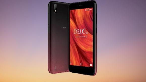 Lava Z41: smartphone iper economico, con Android Pie e Face Unlock
