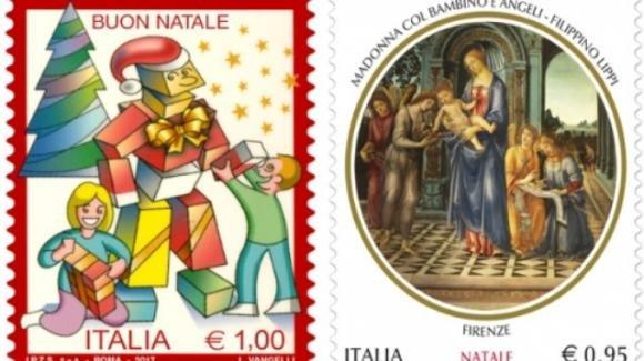 In arrivo i francobolli per il Santo Natale