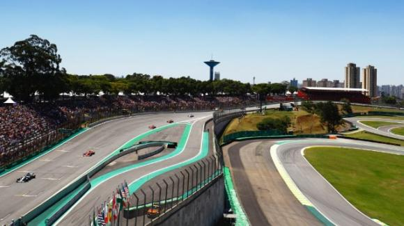 F1, GP Brasile 2019: orari weekend di Sky e TV8