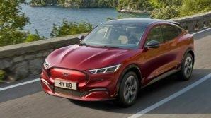 Ford Match-E: la Mustang si scopre elettrica, con 600 km d'autonomia e 465 CV di potenza