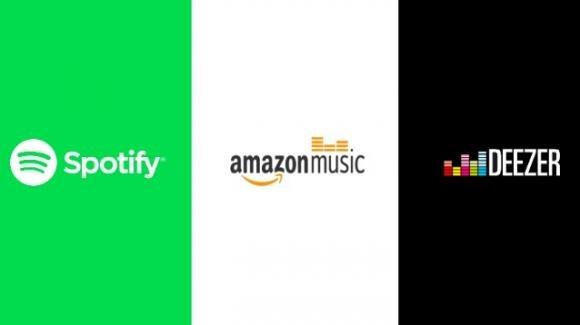 Deezer, Amazon, Spotify si confrontano per il primato della music on demand