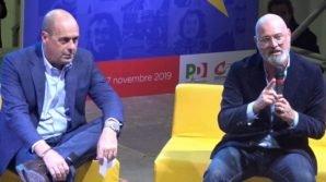 Campagna elettorale a Bologna, Bonaccini: