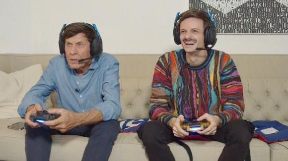 Sfida su Call of Duty Modern Warfare per Gianni Morandi e Fabio Rovazzi