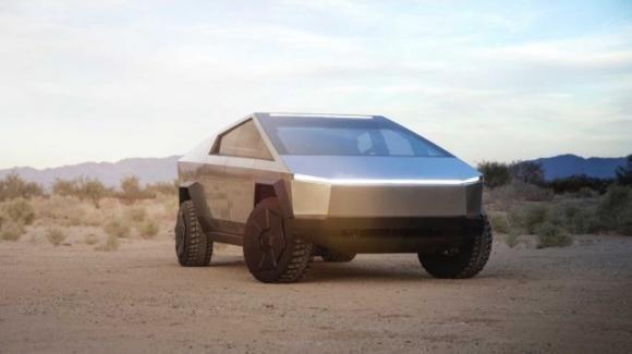 Tesla Cybertruck: ufficiale il primo pick-up elettrico di Tesla Motors, con Autopilot