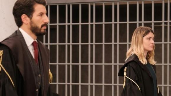 """""""Il processo"""", un thriller legale con Vittoria Puccini e Francesco Scianna"""