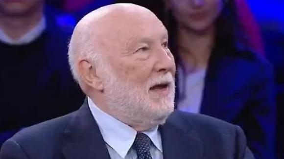 Domenico De Masi ha sottolineato che Luigi Di Maio vorrebbe tornare da Salvini