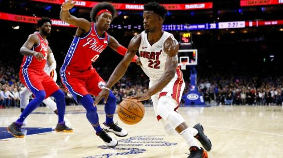 NBA, 23 novembre 2019: i 76ers travolgono gli Heat, i Lakers faticano ma vincono a Memphis