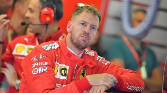 Sebastian Vettel: il divorzio anticipato dalla Ferrari non è più un'ipotesi così remota