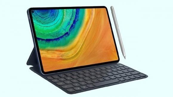 Huawei MatePad Pro: ufficiale il tablet professionale più potente al mondo