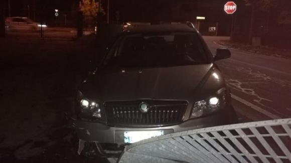 Mantova: ubriaco riottiene la patente con il ricorso, poi da sbronzo si schianta nuovamente