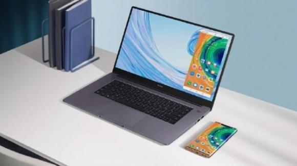 Huawei MateBook D 14 e D 15, notebook ultracompatti con Intel/AMD e Windows