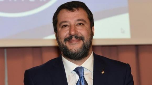 Matteo Salvini ha detto di essere pronto ad accogliere il popolo dei grillini traditi