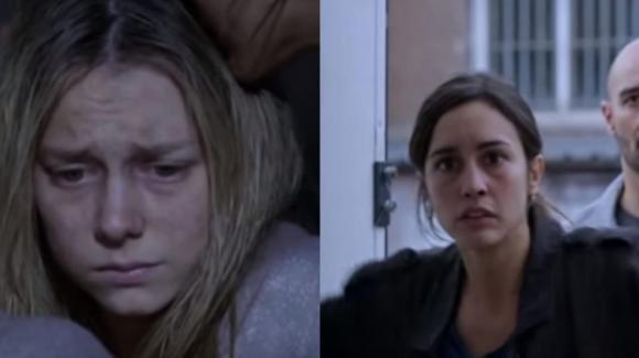 La Caccia – Monteperdido, finale di stagione: Sara trova Lucia viva, il rapitore è lo zio Rafael. Ana morirà