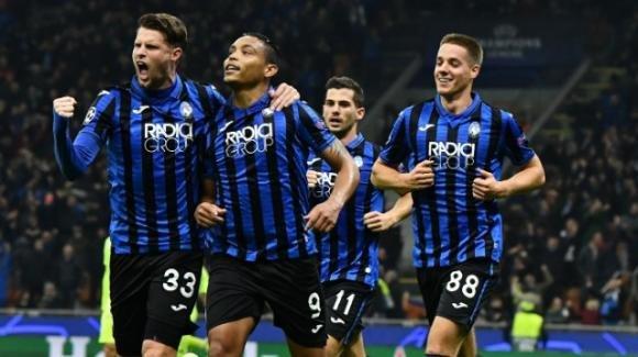 Champions League: l'Atalanta non molla, 2-0 alla Dinamo Zagabria