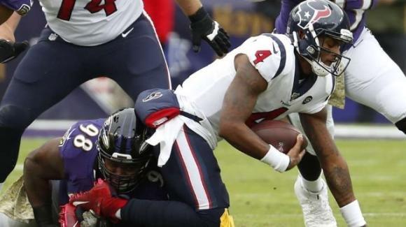 NFL 2019, 12a settimana: i 49ers spazzano via i Packers, i Ravens divorano in trasferta i Rams