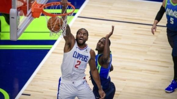 NBA, 26 novembre 2019: vittorie per Clippers e Nuggets su Mavericks e Wizards