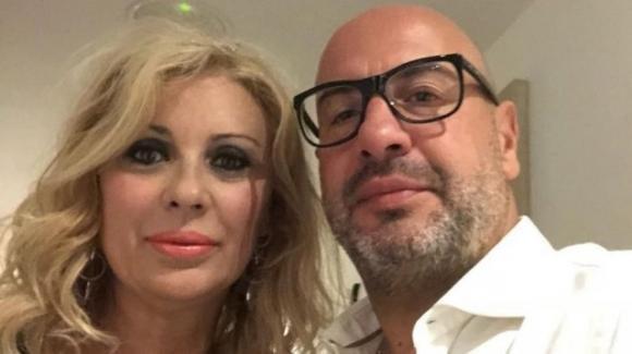 Tina Cipollari e quel sospetto sul suo compagno Vincenzo Ferrara