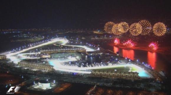 F1, GP Abu Dhabi: gli orari di Sky e TV8
