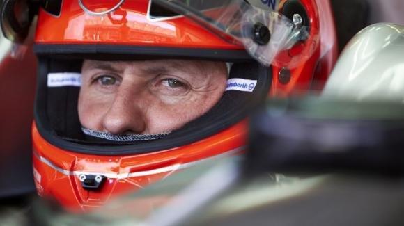 L'uscita del film su Schumacher è stata rinviata a data da destinarsi