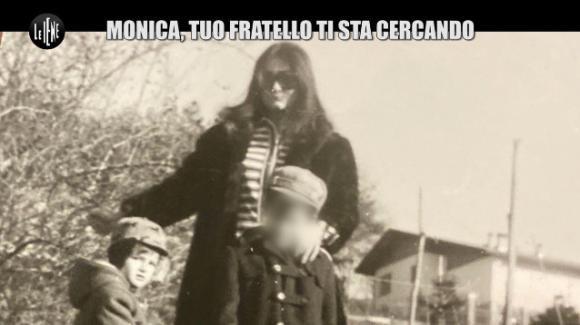 """Le Iene, l'appello di Luca: """"Cerco mia sorella Monica, ci hanno separati dalla nascita"""""""