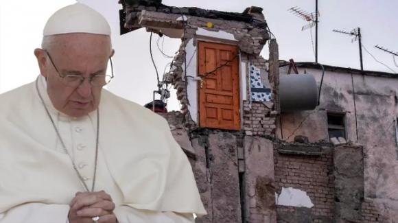 Papa Francesco soccorre il popolo albanese inviando 100 mila euro