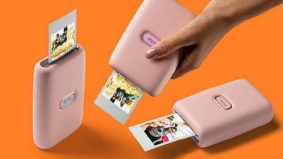 Instax Mini Link: da Fujifilm la stampante istantanea con feature smart