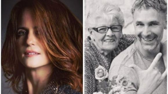 Raoul Bova in lutto, l'ex moglie Chiara Giordano criticata sul web: la sua risposta è da applausi