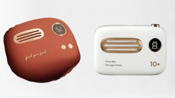 Powerbank: da Xiaomi i modelli vintage Hand Warmer e Retro Radio