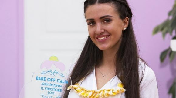 Martina Russo vince la settima edizione di Bake Off Italia
