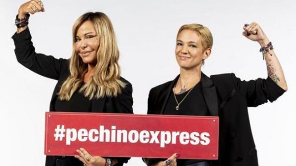 """Asia Argento, infortunio durante una missione: addio a """"Pechino Express"""""""