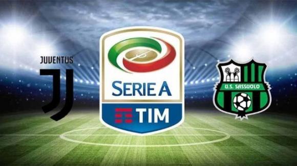 Serie A Tim: probabili formazioni di Juventus-Sassuolo