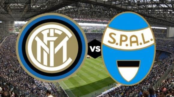 Serie A Tim: probabili formazioni di Inter-SPAL