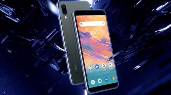 Umidigi A3S: ecco lo smartphone con Android 10 più economico al mondo