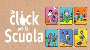 Un click per la scuola: boom di adesioni all'iniziativa di Amazon