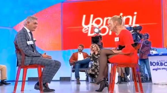 Uomini e Donne over, Juan Luis dà un avvertimento a Gemma