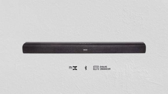 DHT-S216: dalla nipponica Denon la soundbar smart con DTS Virtual:X