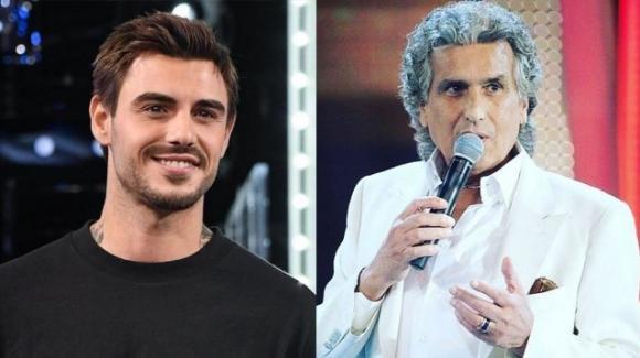 Un famoso cantante ha scritto 4 canzoni per Francesco Monte
