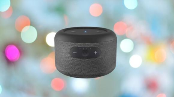 Eco Input Portable Smart Speaker Edition: da Amazon lo smart speaker portable con Alexa
