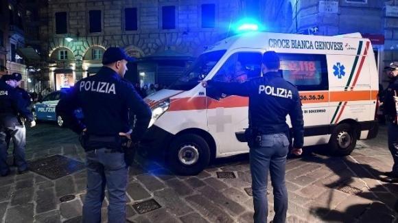 Genova: l'ultimo abbraccio alla figlia di 3 anni prima della tragedia