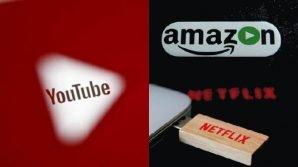 Netflix, Amazon, YouTube: è sfida di novità natalizie tra i colossi dello streaming