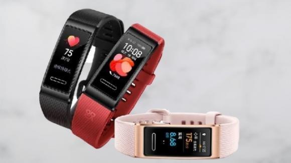 Huawei Band 4 Pro: svelata la smartband low cost con GPS ed NFC