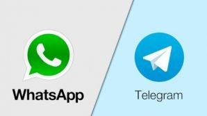 WhatsApp programma le attività con Any.do, Telegram innova con una beta
