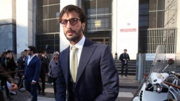 Fabrizio Corona esce dal carcere per problemi psichiatrici