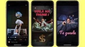 Snapchat: in test la funzione Cameo per diventare protagonista di miniclip