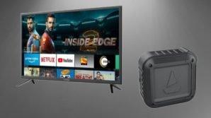 Domotica Amazon: ufficiali la smart TV Onida e lo speaker BoAt con Alexa