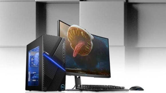 DELL G5 5090: ufficiale il desktop per il gaming con Intel di 9° generazione