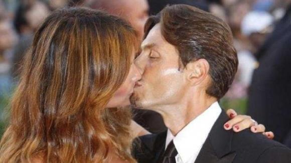 Pier Silvio Berlusconi e Silvia Toffanin sposi