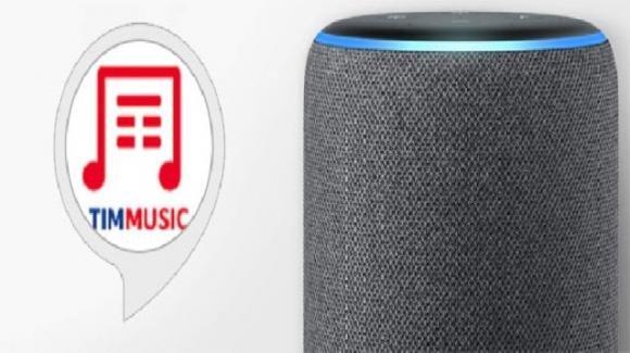 TIM Music diventa compatibile con Alexa, al pari di Spotify ed Amazon Music